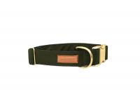 Halsband Pine Green Large Keine