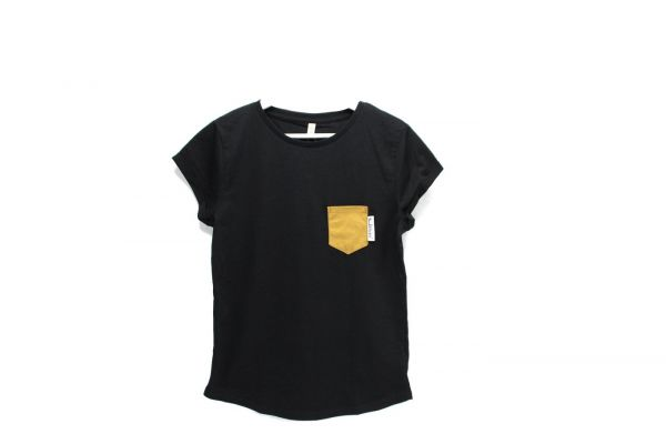 Damen T-Shirt Honey