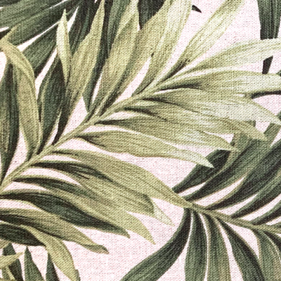 Muster Urlaub unter Palmen