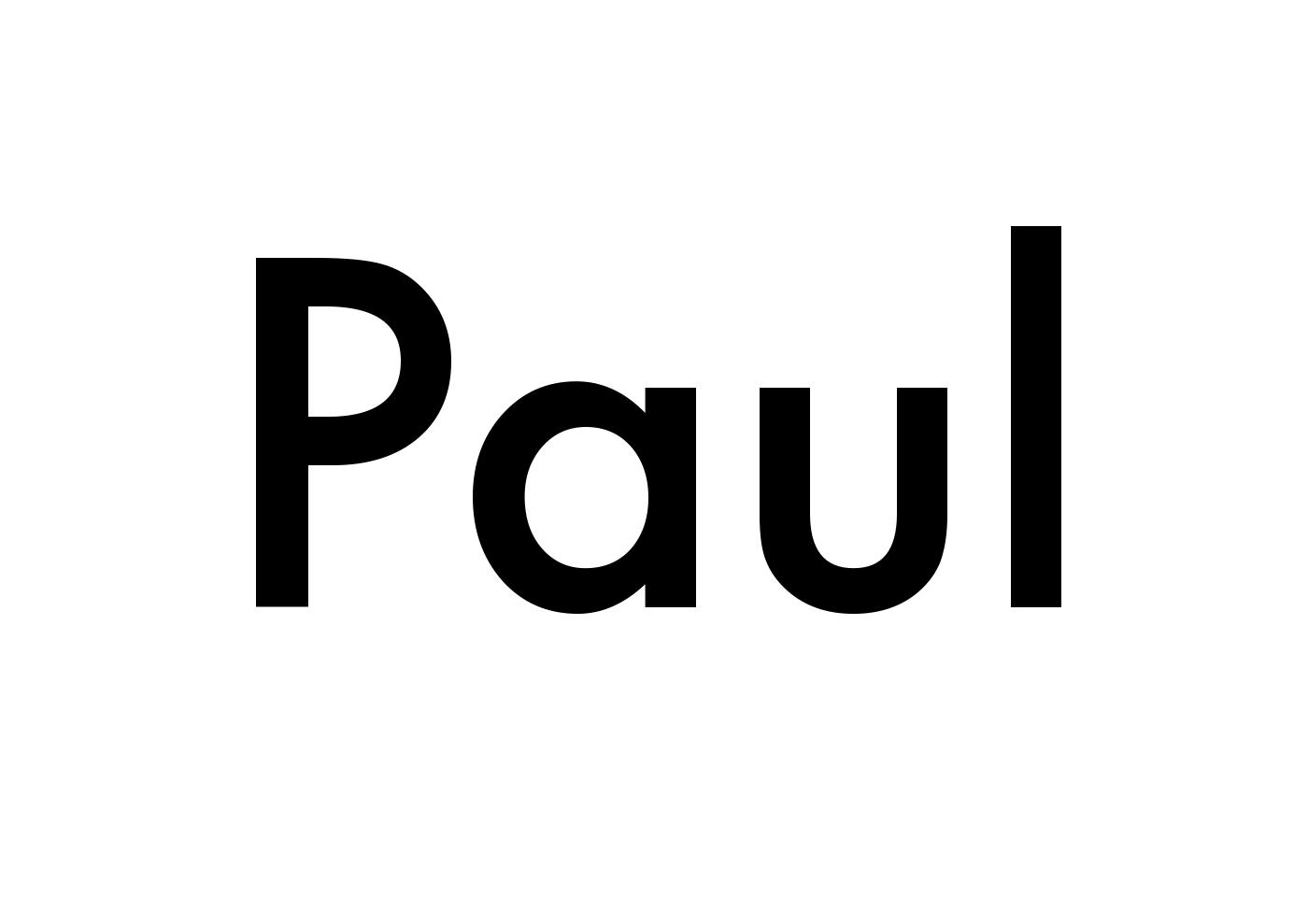 schrift_paul
