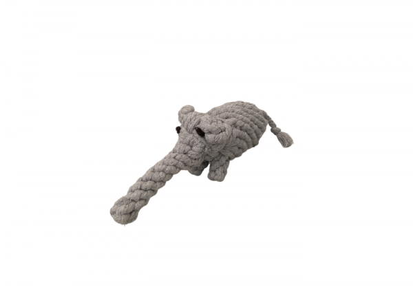 Elsa der Elefant - grau