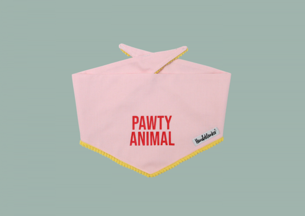 Halstuch Pawty Animal LIMITED