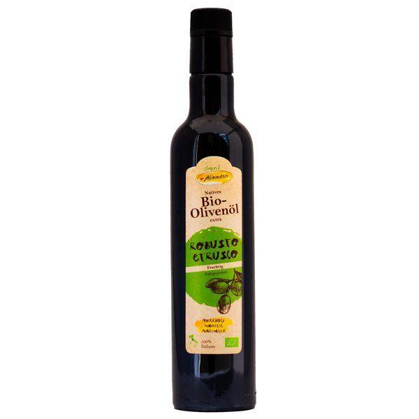 Robusto Etrusco Olivenöl