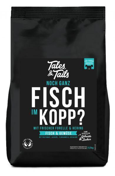 Noch ganz Fisch im Kopp? // Softes Trockenfutter 3