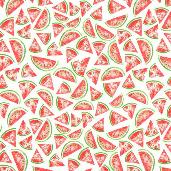 Muster Silberne Melonen