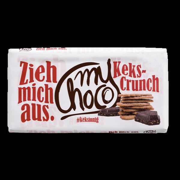 myChoco - Keks-Crunch