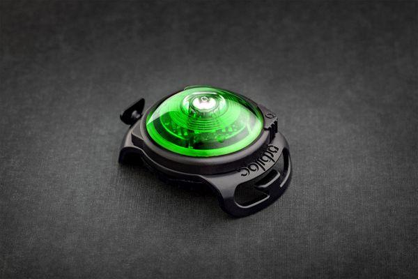 Orbiloc Sicherheitsleuchte Green