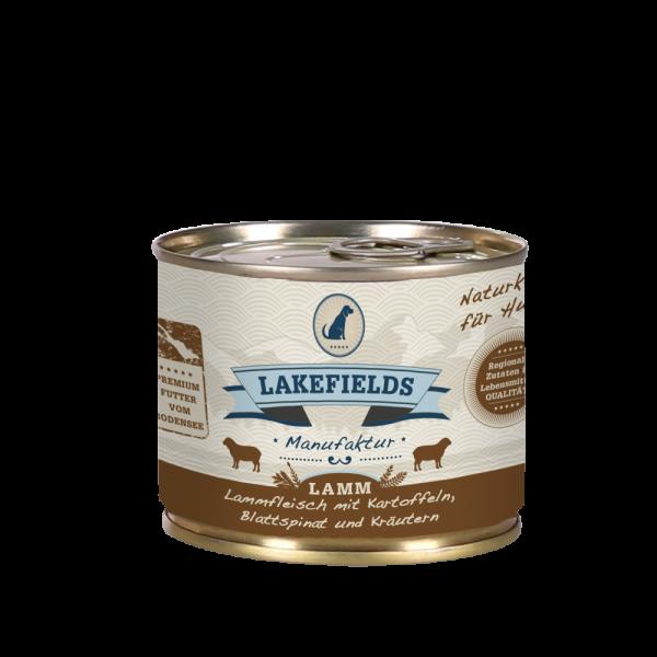 LAKEFIELDS Dosenfleisch Menü LAMM 6 x 200 g