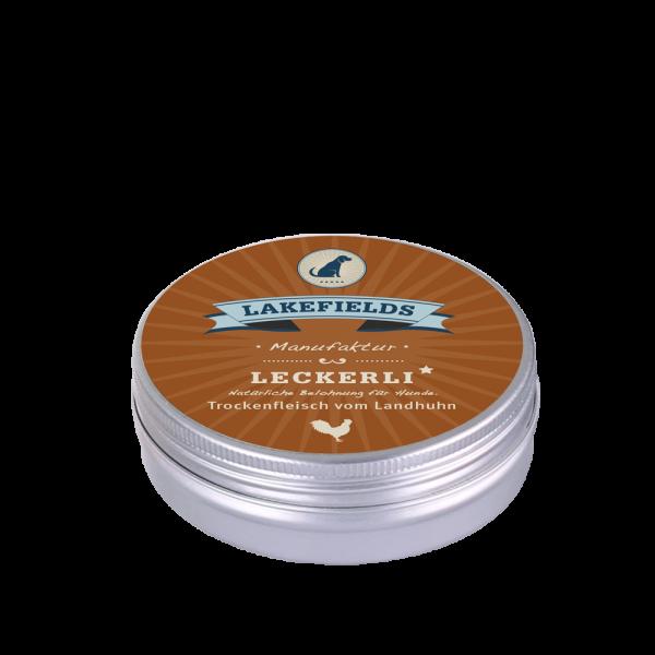 LAKEFIELDS Leckerlidose HUHN 50 g