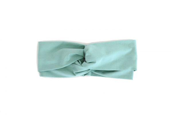 Stirnband Jersey Mint