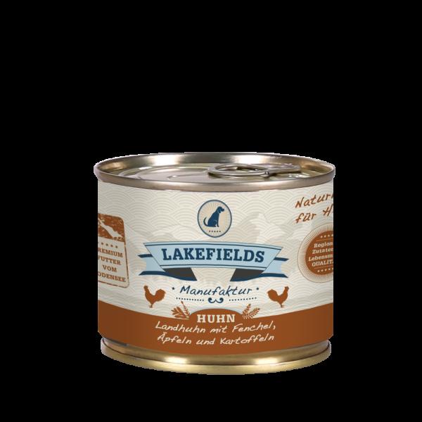 LAKEFIELDS Dosenfleisch Menü HUHN 6 x 200 g