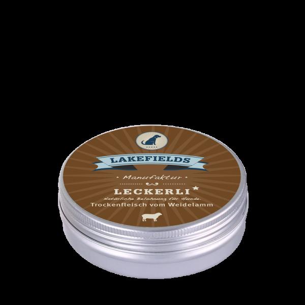 LAKEFIELDS Leckerlidose LAMM 50 g