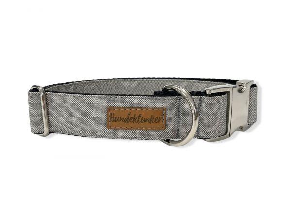 Halsband Bowser SILBER