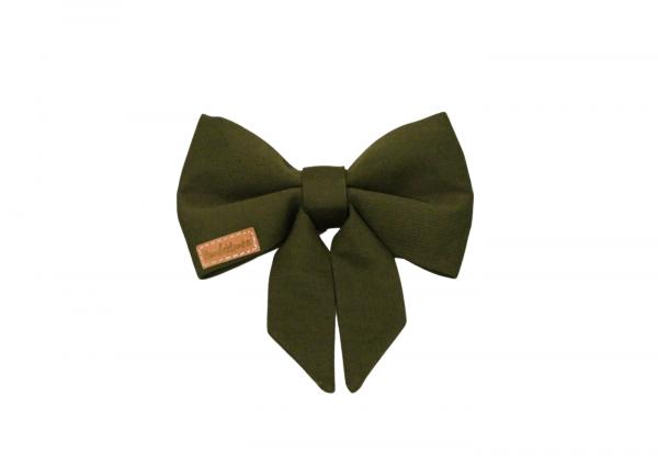 Schleife Pine Green