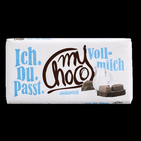 myChoco - Vollmilch