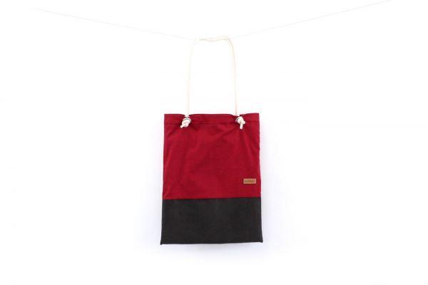 Tasche Rosenrot
