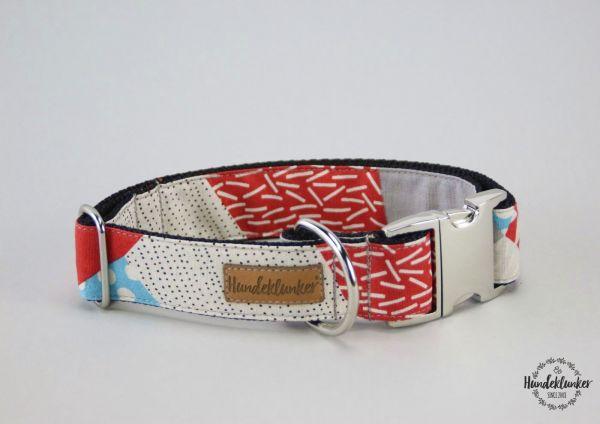 Halsband Patchwork