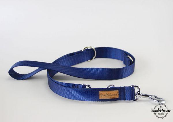 Leine Uni Blau