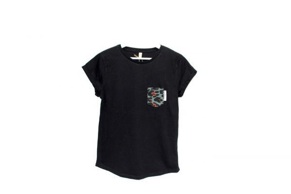 Damen T-Shirt Leo