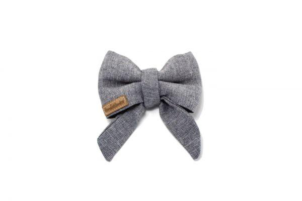 Schleife Grey