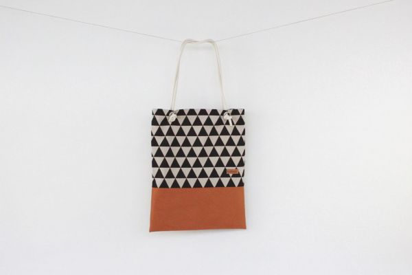 Tasche I love triangles