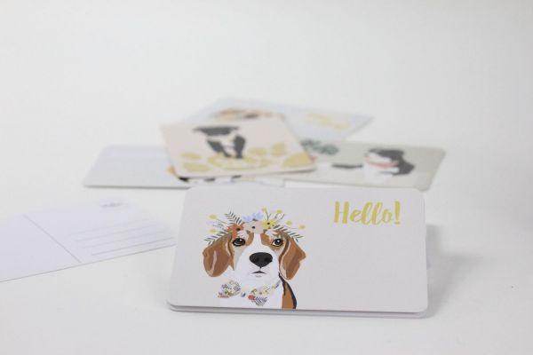 Postkarte Emma