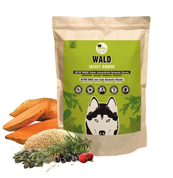 WALD - Trockenfutter